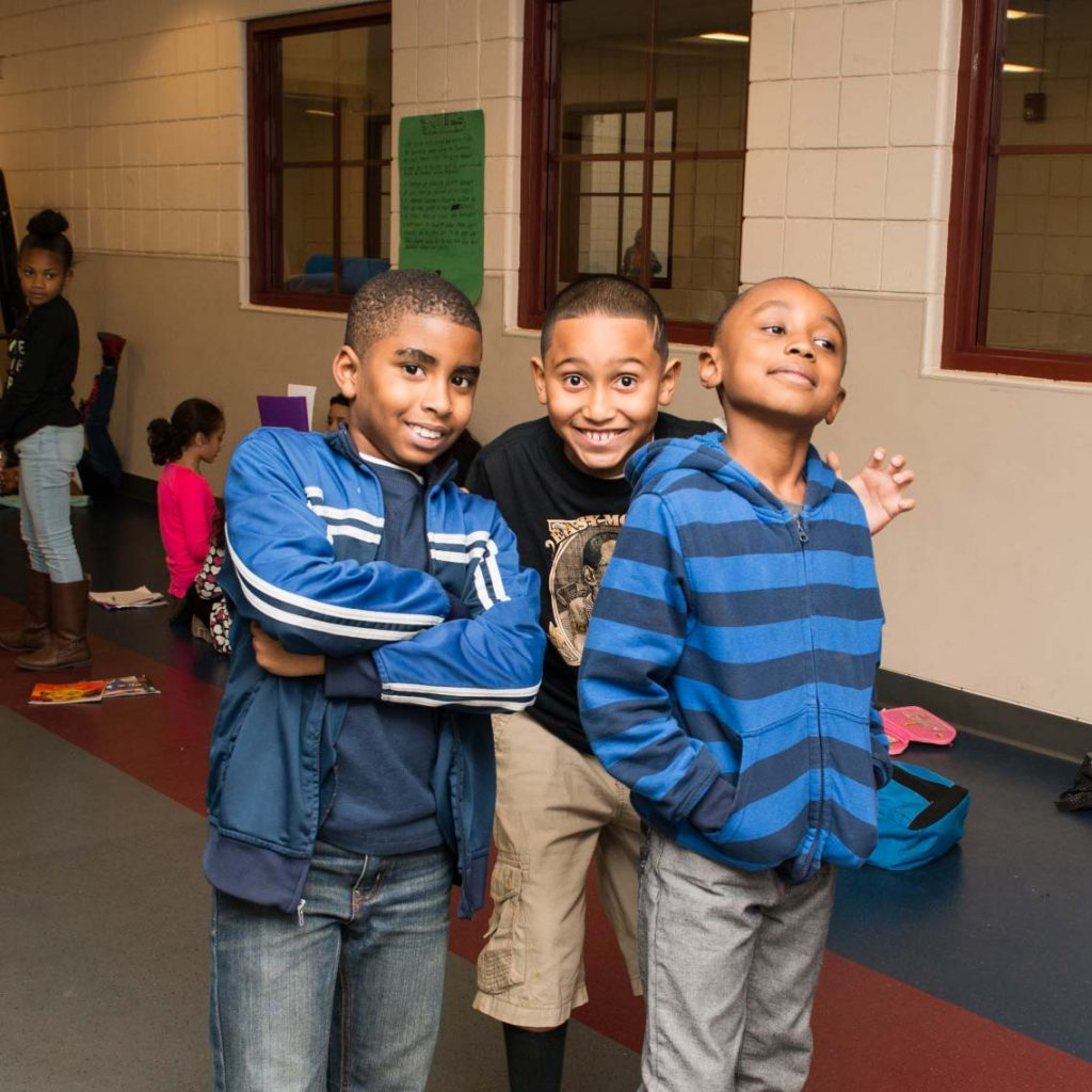 Kids Develop Good Character & Citizenship at Boys & Girls Club of Pawtucket, RI
