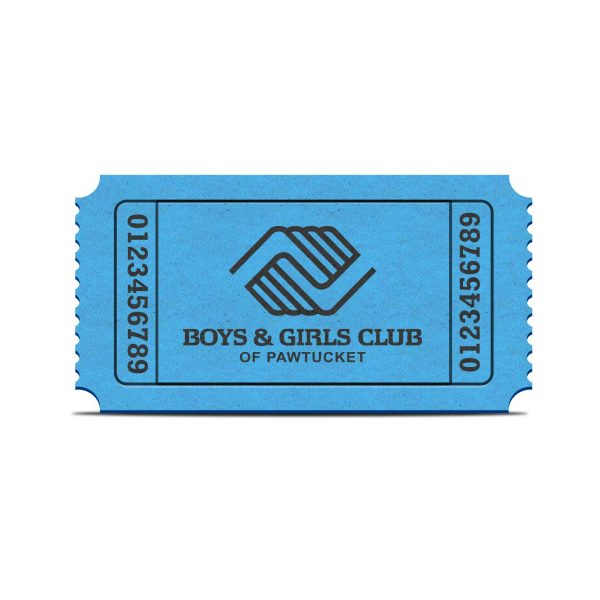 Event Ticket for Boys & Girls Club of Pawtucket
