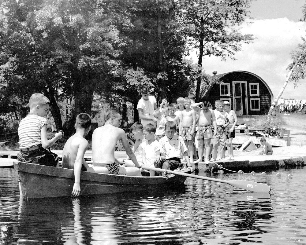 day camp 1956