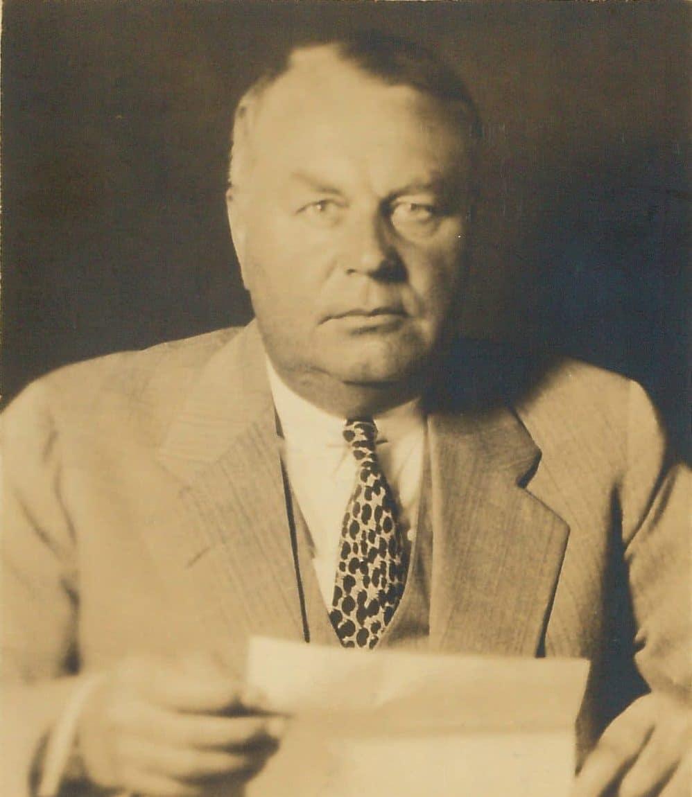 George Ramsbottom